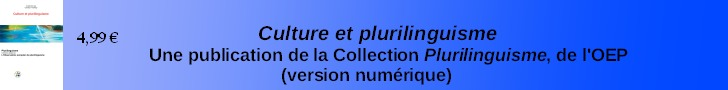 Plurilinguisme N°1