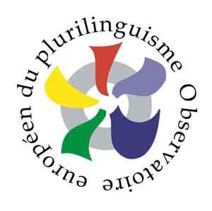Le site de l'Observatoire européen du plurilinguisme Logo-oep6-frw